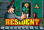 играть в игровой автомат Resident