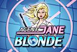 играть в игровой автомат Agent Jane Blonde