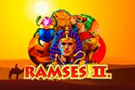 играть в игровой автомат Ramses II