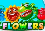 играть в игровой автомат Flowers