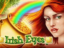 Онлайн-слот Ирландские Глаза в зале казино